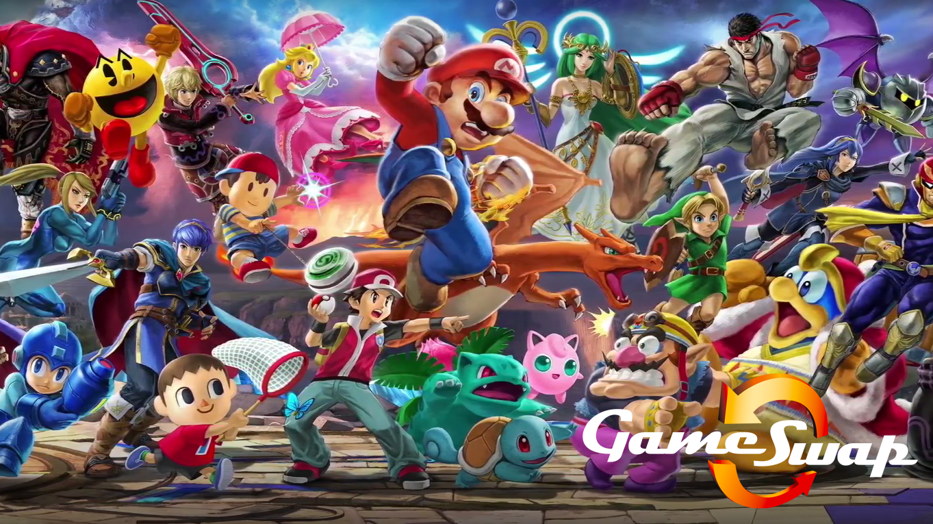 Super Smash Bros. Ultimate Switch Tournament!