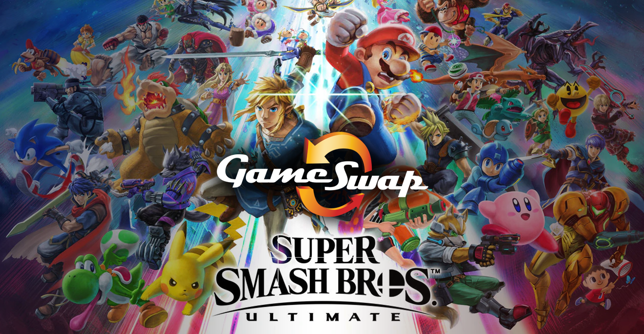 GameSwap Super Smash Bros. Ultimate Switch Tournament!